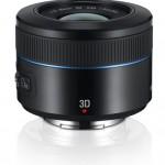 Samsung 45mm 2D3D Lens