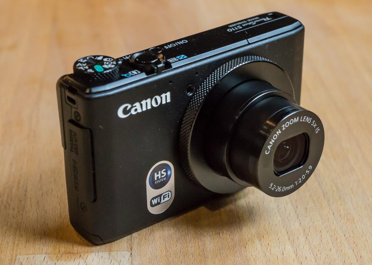 Canon Poweshot S110
