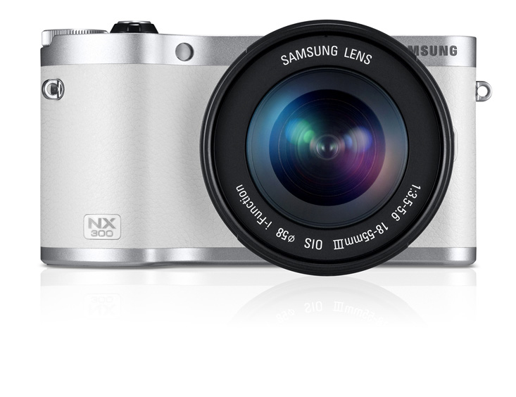 Samsung NX300 2D y 3D