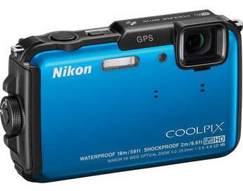 Nueva Nikon Coolpix AW110