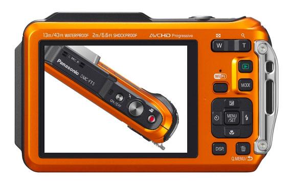 DMC-FT5, Nueva todoterreno de Panasonic