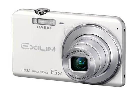 Nueva Casio EX-ZS30
