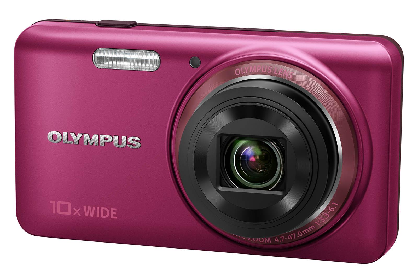 Nueva VH-520 de Olympus