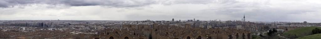 Madrid desde Vallecas