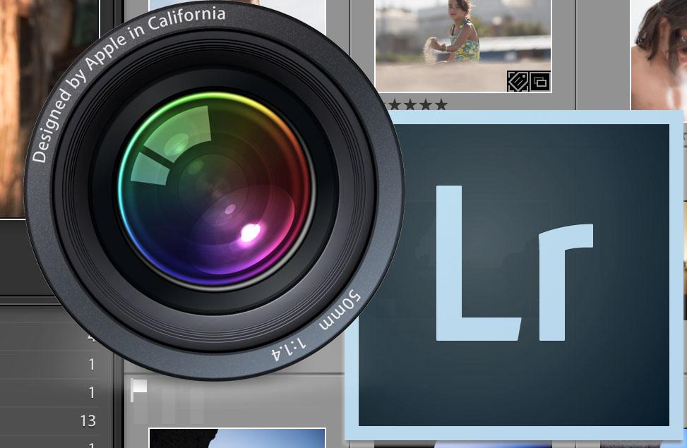 Lightroom 5.7 permite importar librerías de Aperture e iPhoto